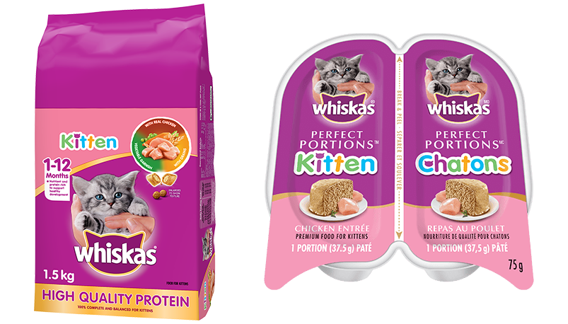 WHISKAS® Kitten